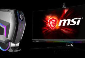 CES 2020: MSI introduce il concept HMI nel gaming