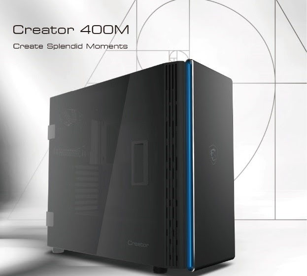CES 2020: MSI presenta Creator 400 Series