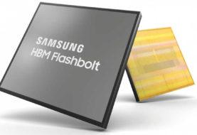 SAMSUNG presenta le memorie HBM2 Flashbolt