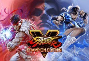 Street Fighter V Champion Edition oggi disponibile