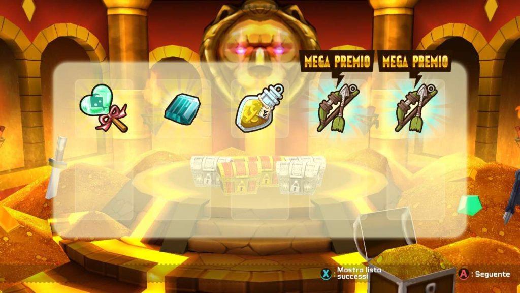 Snack World: Esploratori di Dungeon - Gold