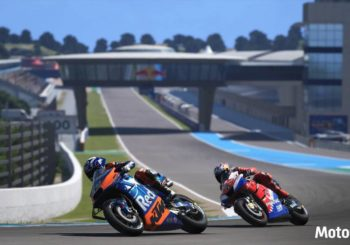 MotoGP 20: aggiunta la feature Junior Team