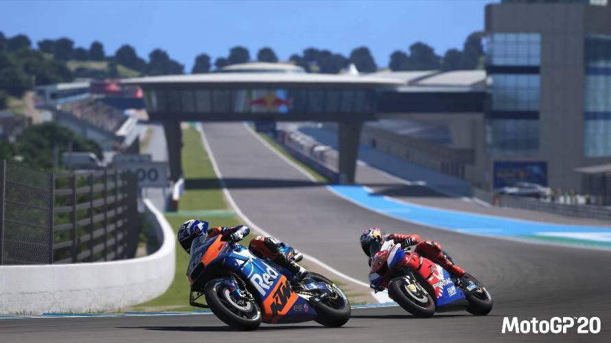 MotoGP 20: aggiunta la feature Junior Team