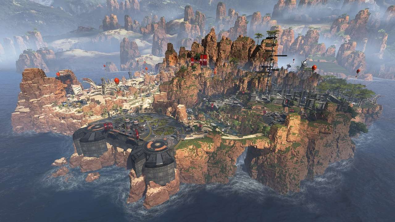 apex legends mappa originale