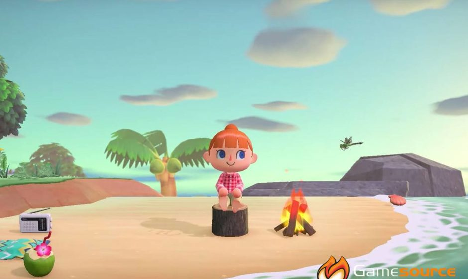 Animal Crossing: New Horizons avrà acquisti in-game