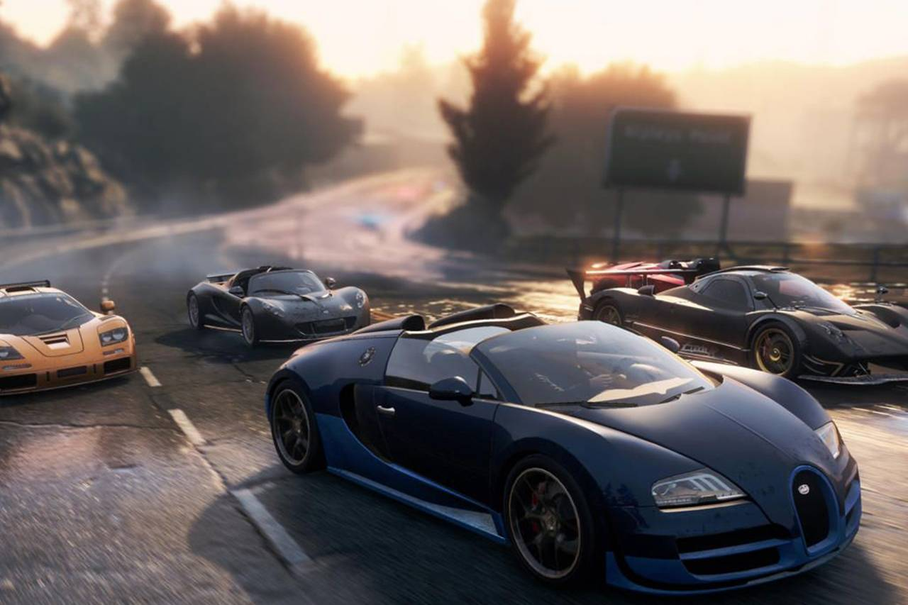 Need for Speed torna Criterion