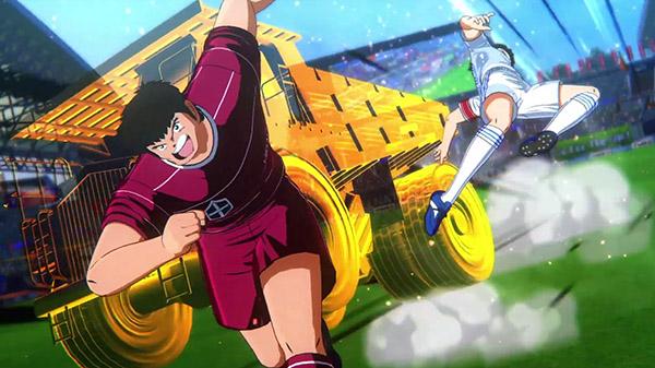 Captain Tsubasa Rise of New Champions personaggi