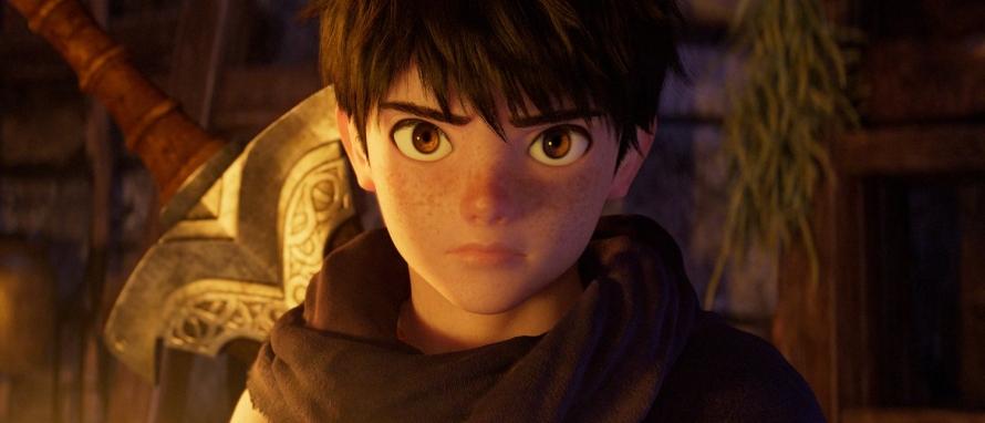 Dragon Quest: Your Story disponibile su Netflix