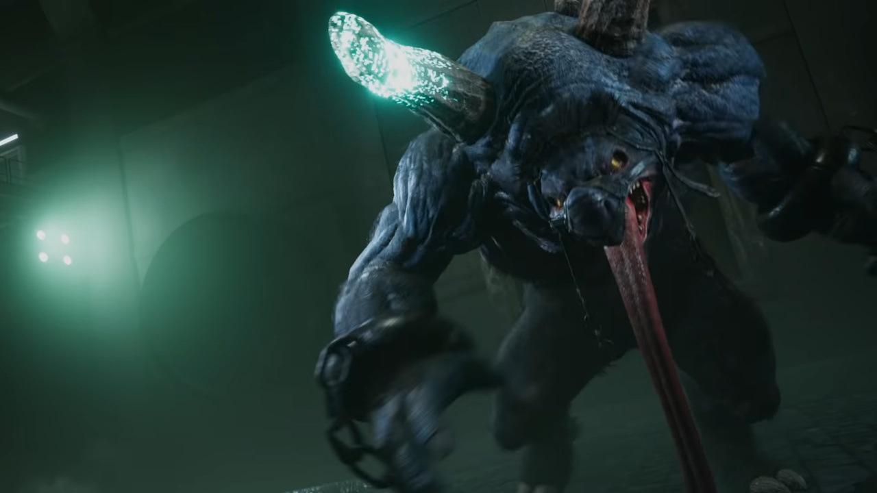 Final Fantasy VII Remake Abzu