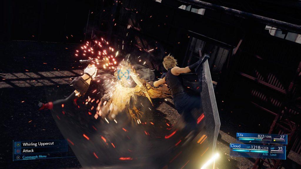 Final Fantasy VII Remake Immagini