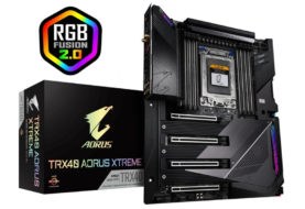 TRX40 supporta a pieno la CPU Threadripper 3990X