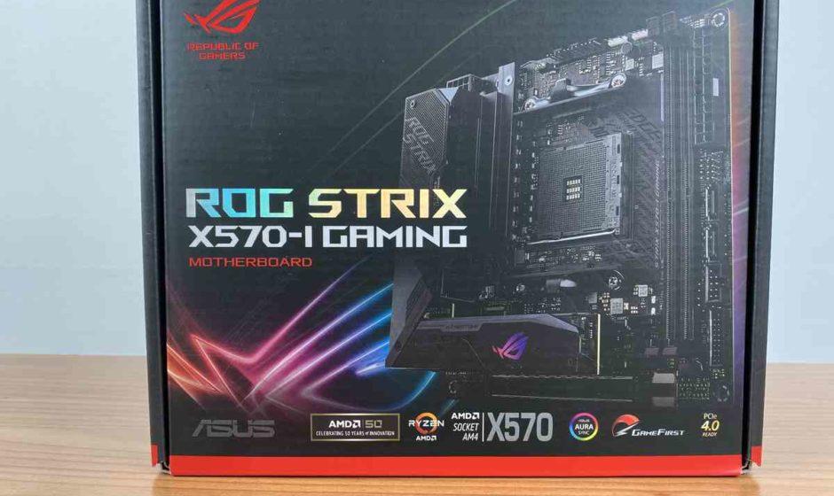 Asus ROG Strix X570-I Gaming - Recensione