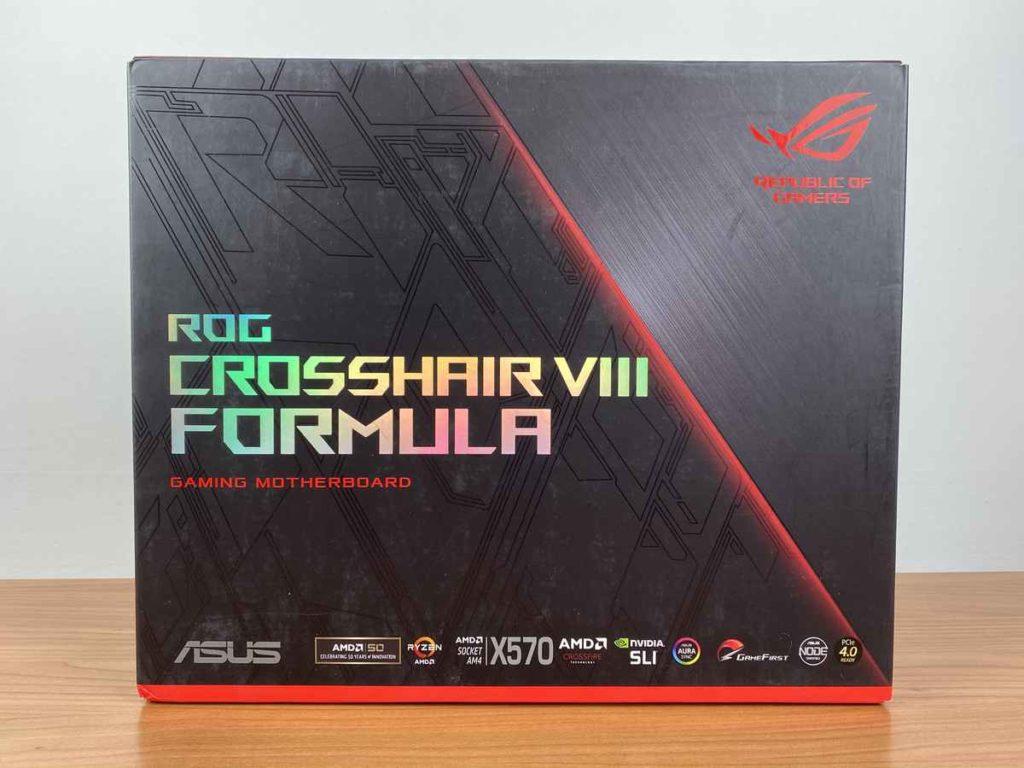 Asus ROG Crosshair VIII Formula