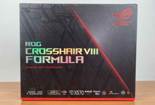 Asus ROG Crosshair VIII Formula - Recensione
