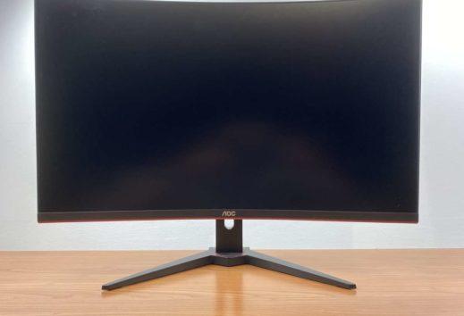 AOC CQ32G1: Gaming Monitor - Recensione