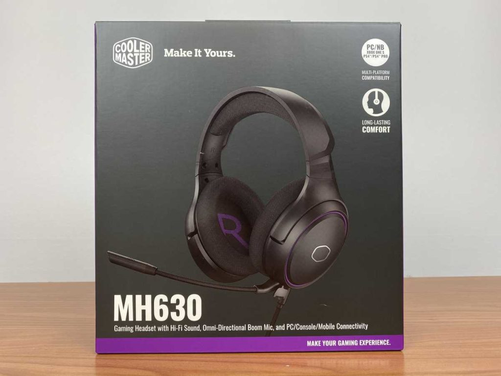 Cooler Master MH 630