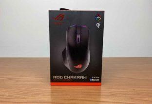 Asus ROG Chakram Mouse da Gaming - Recensione