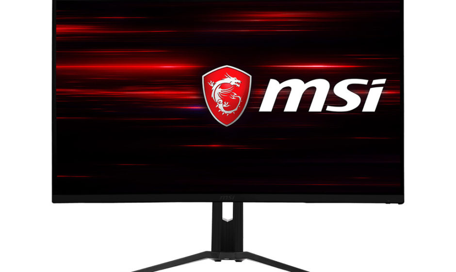 MSI annuncia il monitor da gaming Optix MAGG332CR