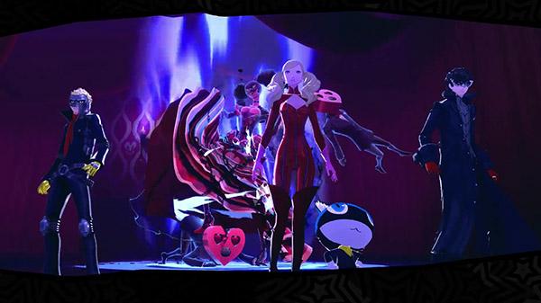 Persona 5 Royal: Nuove info arrivano con un video di Morgana