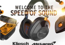 KLIPSCH AUDIO partner di McLaren F1