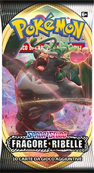Pokémon Fragore Ribelle