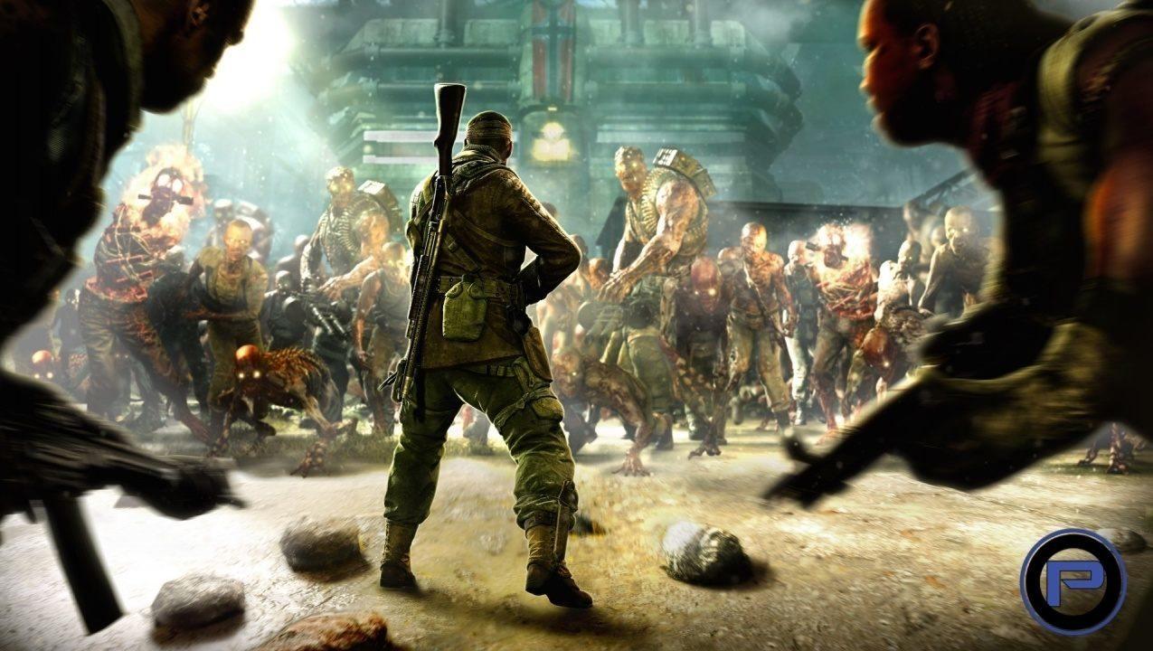 Zombie Army 4 Season 1 keyart
