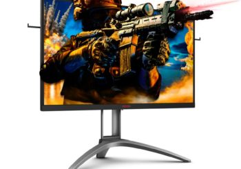 AOC annuncia il monitor AG273QZ con display 240Hz