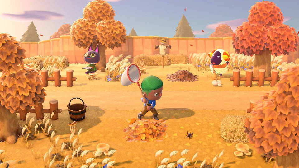 Animal Crossing: New Horizons acquisti in-game