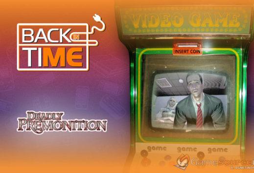 Back in Time - Deadly Premonition