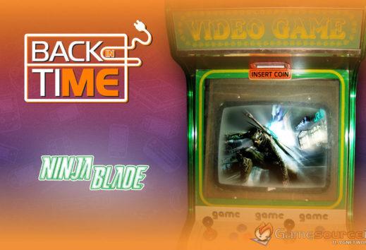 Back in Time - Ninja Blade