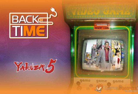 Back in Time - Yakuza 5