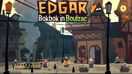 Edgar – Bokbok in Boulzac: Recensione