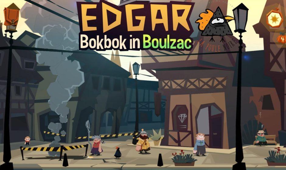 Edgar - Bokbok in Boulzac: Recensione