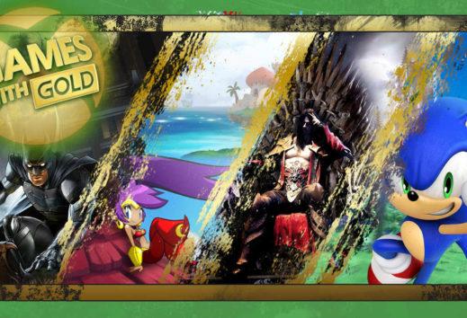 Games with Gold: giochi gratis di marzo 2020