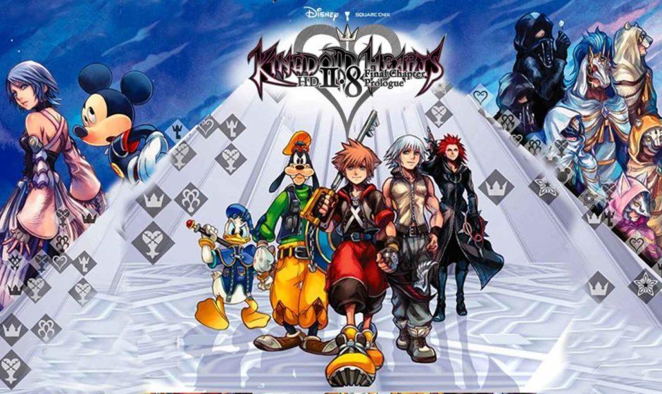 Kingdom Hearts HD 2.8, data per versione Xbox One