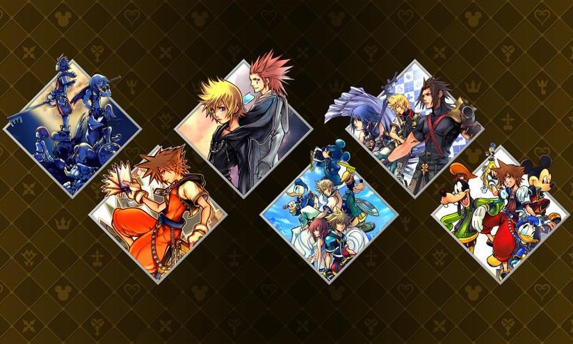 Kingdom Hearts, la saga arriva su PC