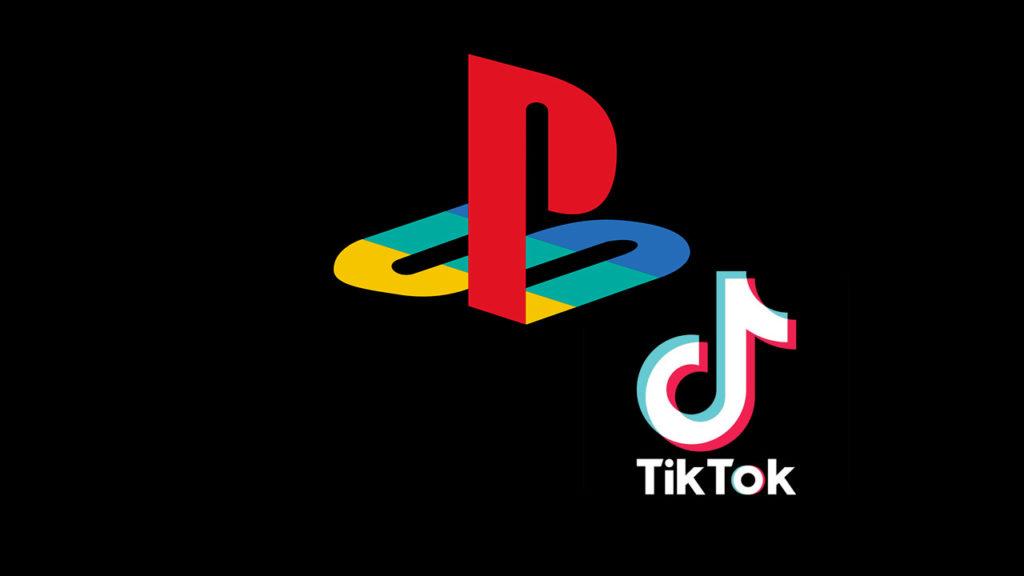 PlayStation attivo l'account ufficiale TikTok