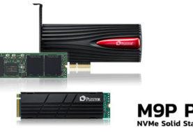 PLEXTOR annuncia la nuova gamma di SSD M9P Plus