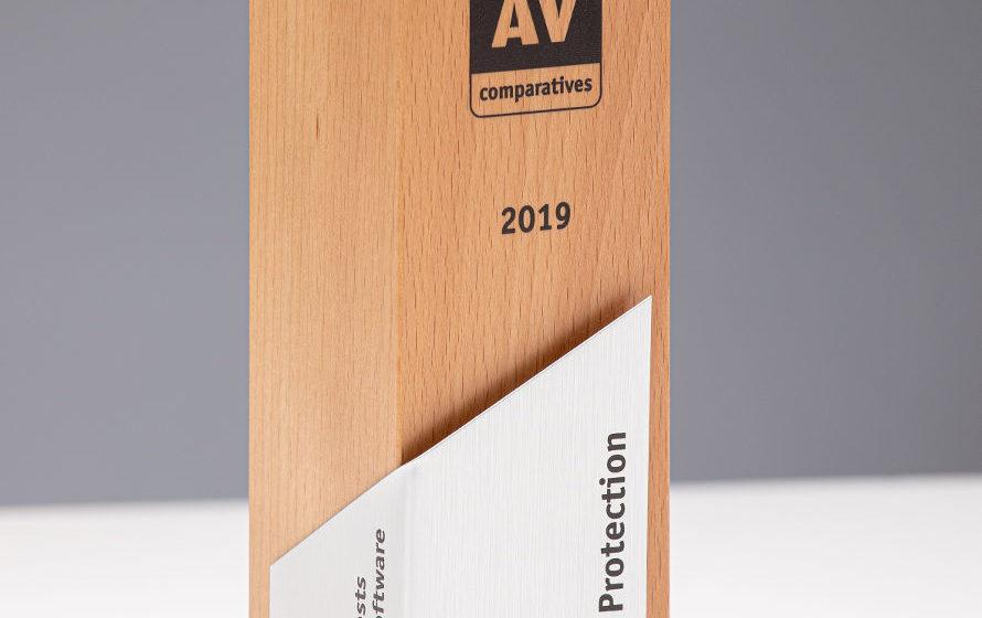 Bitdefender è prodotto dell'anno AV-Comparatives