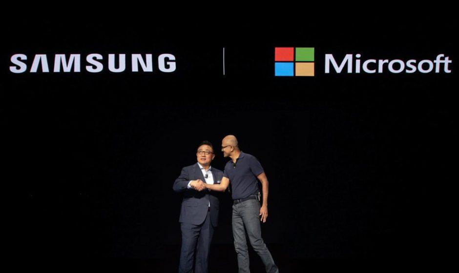 Microsoft e Samsung insieme per il game streaming