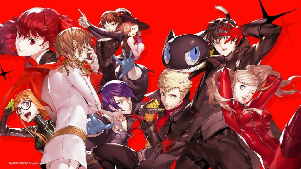 Persona 5 Royal finali