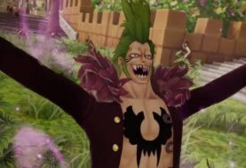One Piece: Pirate Warriors 4 presenta Bartolomeo!