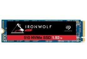Seagate annuncia i nuovi SSD IronWolf 510