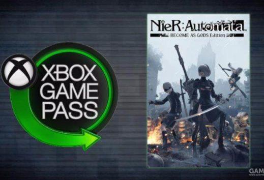 NieR Automata arriva su Xbox Game Pass