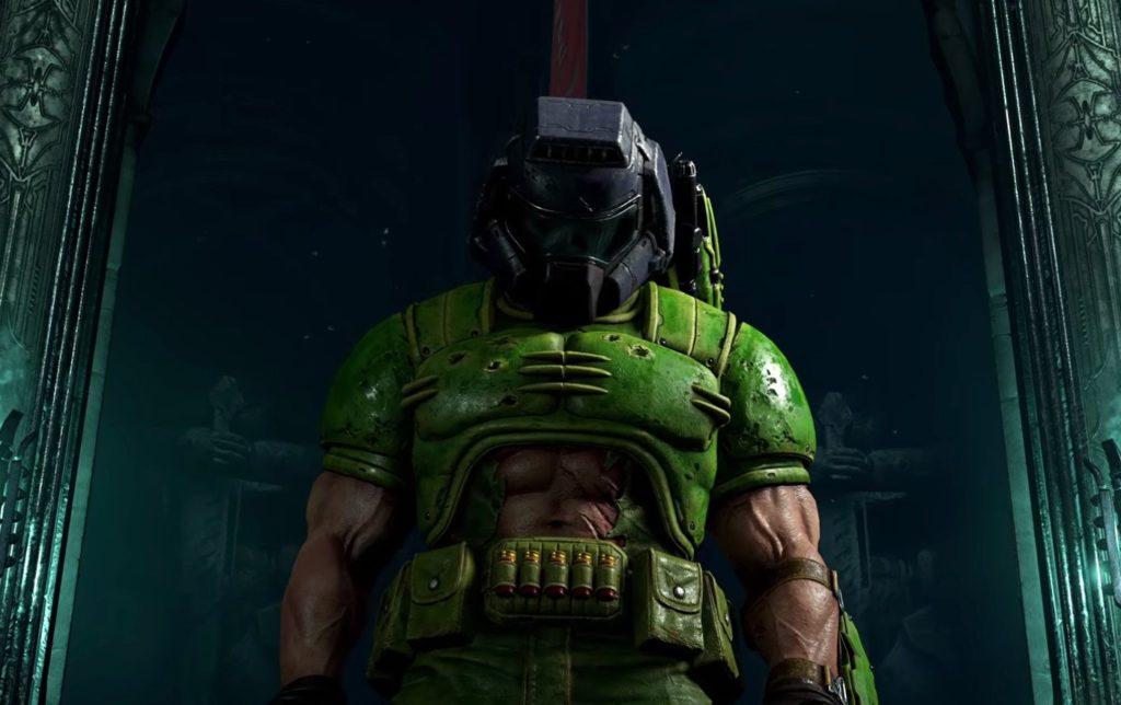 Doom eternal costumi