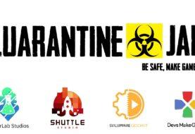 Quarantine Game Jam: sviluppare ai tempi del Coronavirus