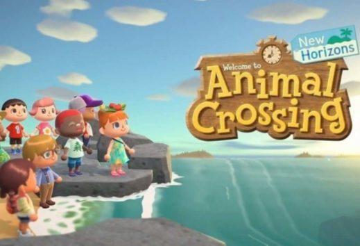 Animal Crossing: New Horizons festeggia il capodanno