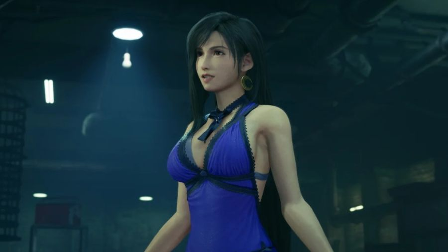 Final Fantasy VII Remake terzo dev diary