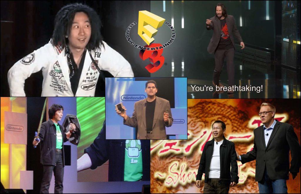 E3 moments