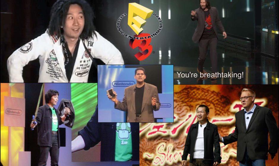 I momenti di E3 che non dimenticheremo mai